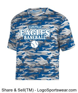 BLUE/WHITE CAMO3 Design Zoom