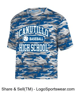 BLUE/WHITE CAMO2 Design Zoom